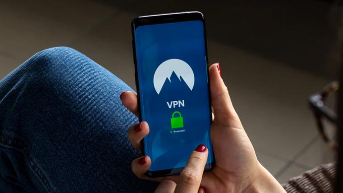 VPN extension on your phone
